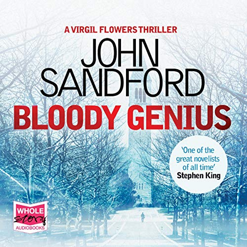 Bloody Genius cover art