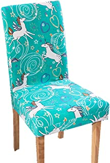 Outstanding Amazon Com Unicorn Slipcovers Home Decor Home Kitchen Caraccident5 Cool Chair Designs And Ideas Caraccident5Info