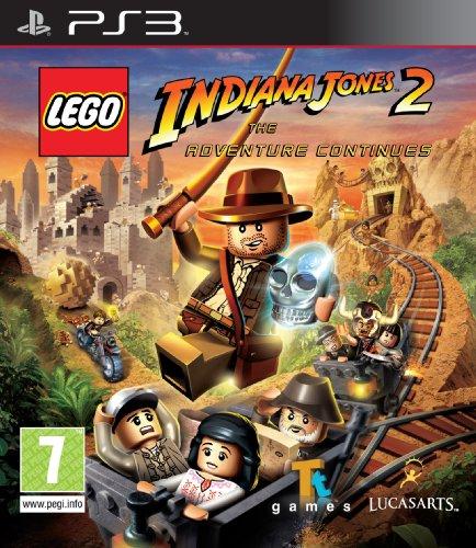 Lego Indiana Jones 2: The Adventure Continues [Importación Inglesa]