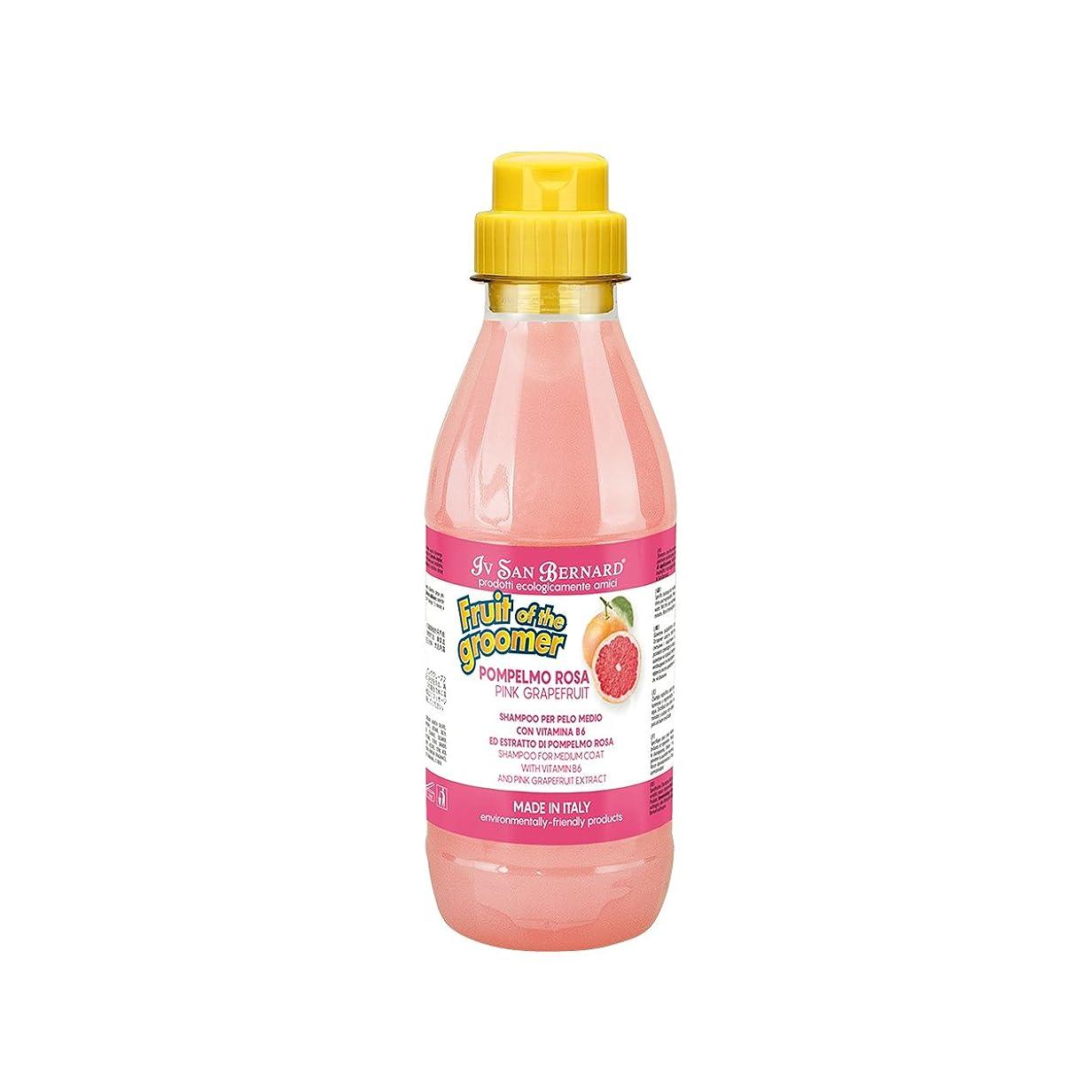 Iv San Bernard 020503フルーツシャンプーピンクグレープフルーツ500 ml