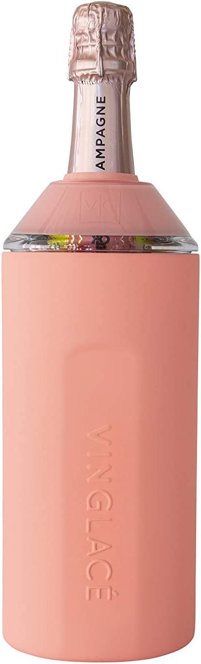Vinglace Wine Chiller - Portable Sleeve Washington Max 47% OFF Mall For Insulator Champagne