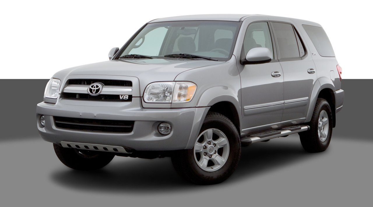 amazoncom 2005 toyota sequoia reviews images and specs vehicles