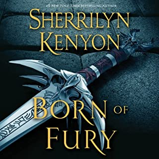 Born of Fury cover art