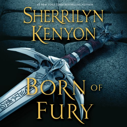 Born of Fury audiobook cover art