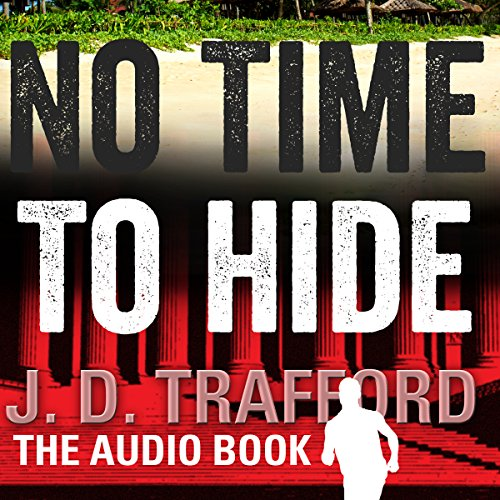 No Time to Hide audiobook cover art