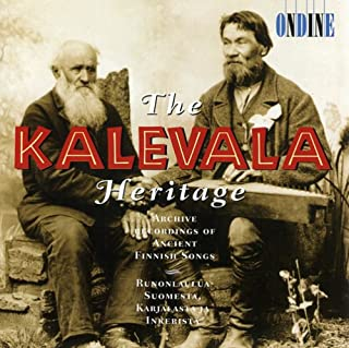 Archive Recordings of Ancient Finnish Songs