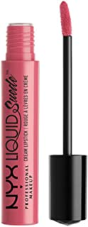 NYX LIQUID SUEDE TEA & COOKIES 09 - MUTED TEA ROSE PINK