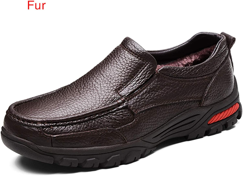 Soft Leather Loafers shoes Men Casual Falts Men Oxfords Size 38-48