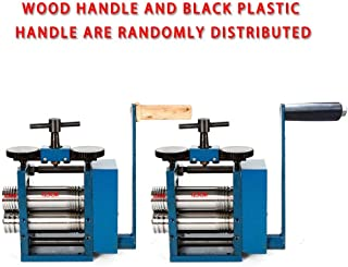 Manual Combination Rolling Mill Machine Roller Metal Steel Jewelry Tabletting Tool for Jewelry and Design
