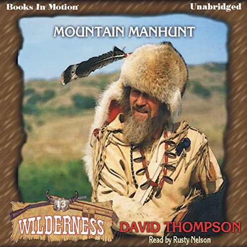 Mountain Manhunt audiobook cover art