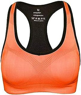 MIXSNOW Women s Racerback Sports Bras Yoga Bras for Running