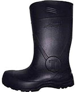Tingley Rubber Co. 21141 Sz9 Footwear: Boots-Rubber-Knee, 9 Black