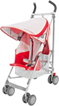 Maclaren Wing Knit Stroller- Light Full-Size Stroller. Compact. Easy, one-Hand Push, fold, Carry. 6 Months+. Extended Hoo...