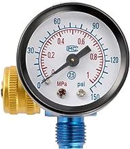 KKmoon Air Pressure Regulator Paint Airbrush Spray Machine Adjustment Gauge Pressure Regulating Valve Pneumatic Tool Accessory