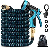Elly Décor 50 ft Expandable Garden Hose with 9 Function...