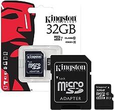 fundisc 32GB SanDisk Tarjeta de memoria Micro SDHC para Microsoft Lumia 540, Lumia 650y Lumia 640LTE y XL teléfonos móviles