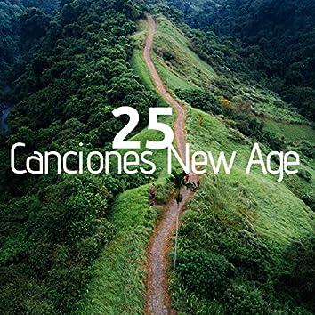 25 Canciones New Age - Música de Relajación Profunda, Sonidos de la Naturaleza