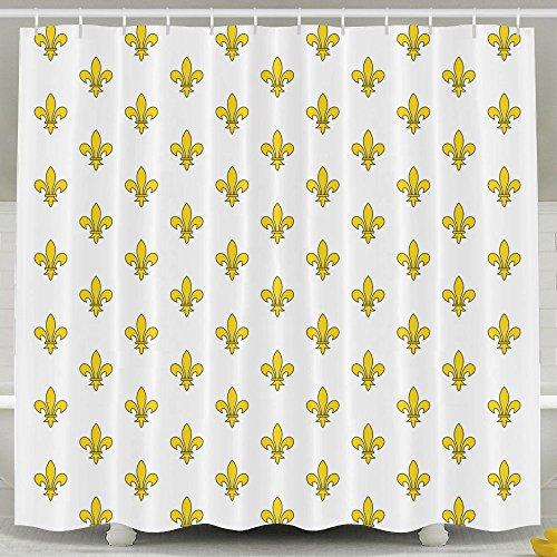 "ZZATAA Pavillon Royal De France.PNG Bath Shower Curtain Fabric Bathroom Curtain Set 60"" X 72"" Inch"