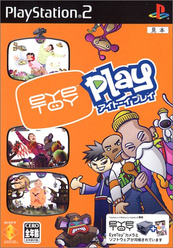 Eye Toy: Play Award-winning store incl. Camera Import EyeToy Outlet sale feature Japan