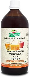 Apple Cider Vinegar with Honey - 1 Litre(33.81 OZ)