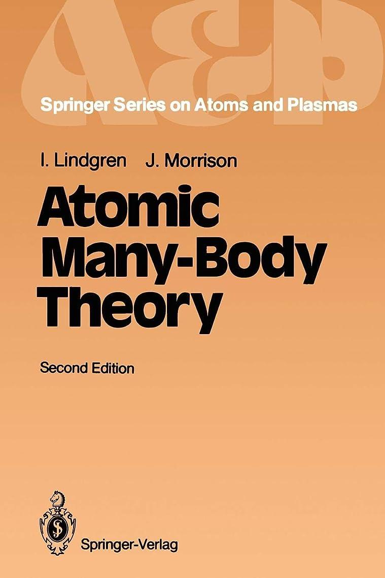 たくさんの最初に国勢調査Atomic Many-Body Theory (Springer Series on Atomic, Optical, and Plasma Physics)