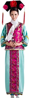 Chinese Ancient Costume - Women National Traditional Ancient Princess Clothing