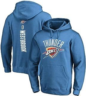 T-shirt De Sweat-shirt De Basket-ball De Chandail /à Capuchon Bleu En Vrac Pour Hommes De Golden State Warriors Stephen Curry /à Capuche Bleu