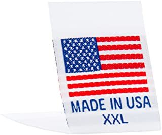 made in usa sew in labels