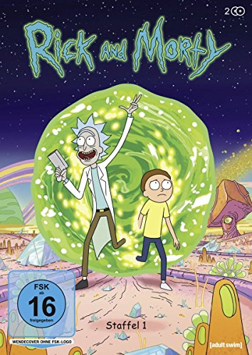 Rick & Morty - Staffel 1 [2 DVDs]