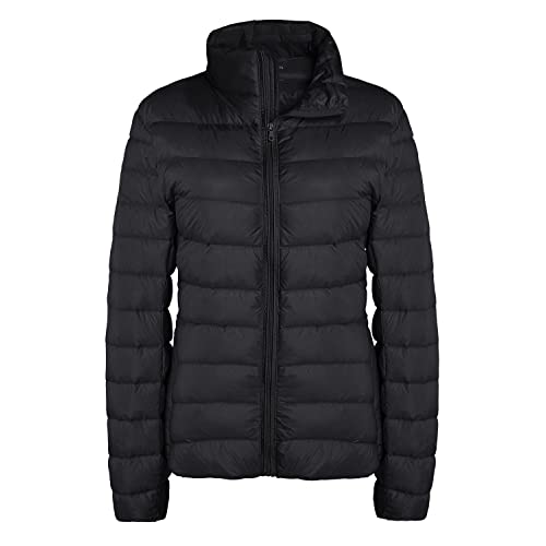 ZSHOW Womens Lightweight Packable Down Jacket Outwear Puffer Down Coats