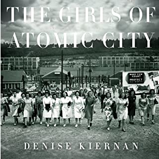 The Girls of Atomic City cover art