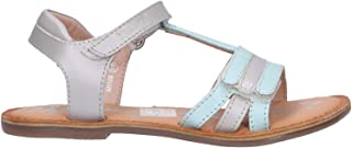 Kickers Sandales pour Femme et Fille 700963-30 DIAMANTO 221 Turquoise Argent Taille 29 EU