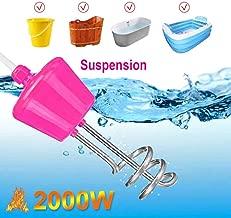 2500W Tauchsieder Reisetauchsieder Wasserkocher Pool Aufblasbar Heizspirale 220V