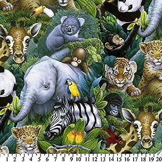 Best safari fleece fabric Reviews