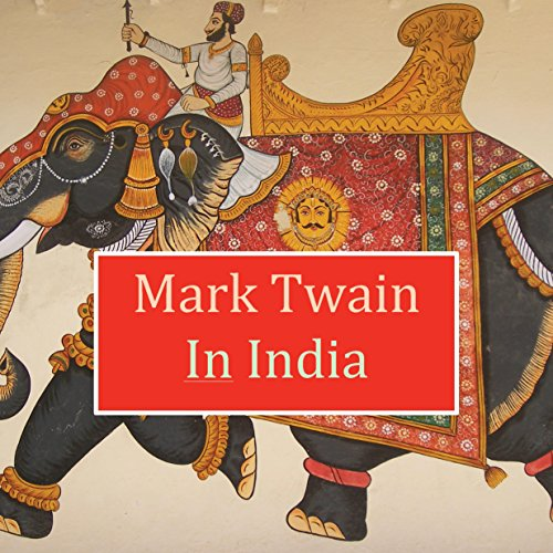 Mark Twain in India cover art