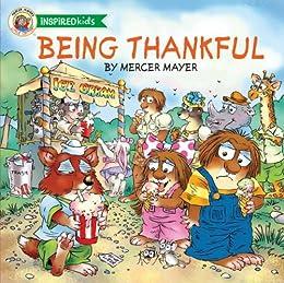 Being Thankful (Mercer Mayer's Little Critter (Paperback)) by [Mercer Mayer]