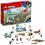 LEGO Juniors City Central Airport 10764 Building Kit (376 Pieces) (Discontinued by Manufacturer)