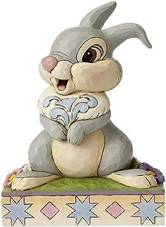 Heartwood Creek Jim Shore Disney Hopping Into Spring Thumper 75th Anniversary Figurine 4055428