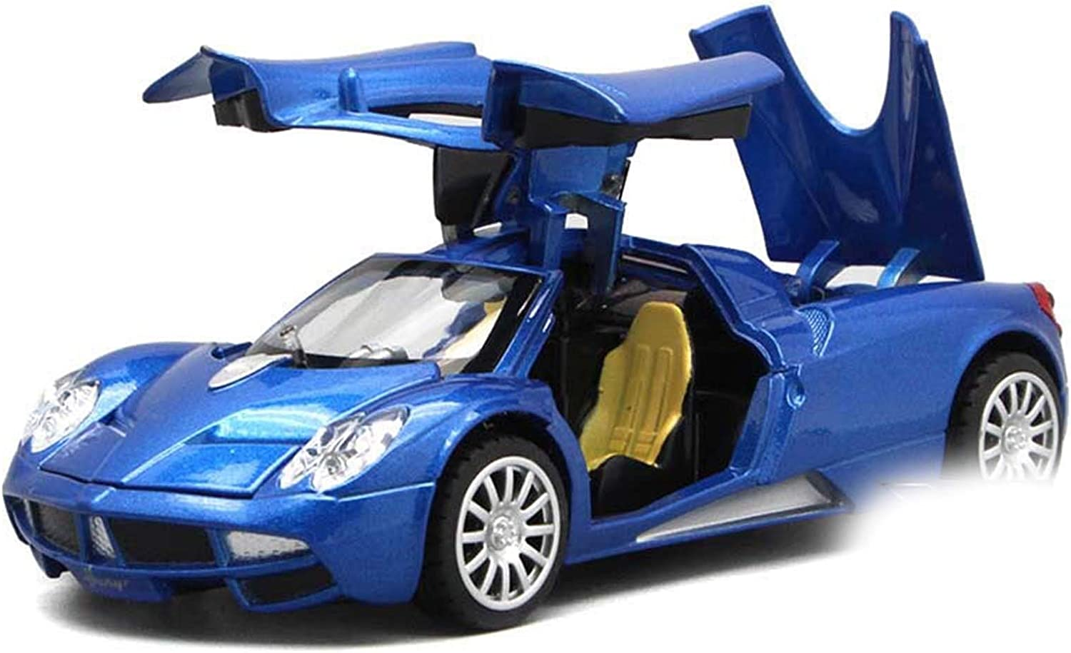 NMBZ 1:32 for Pagani Alloy depot Die Cast Cars Popular brand Mus Toy Pull Back Model