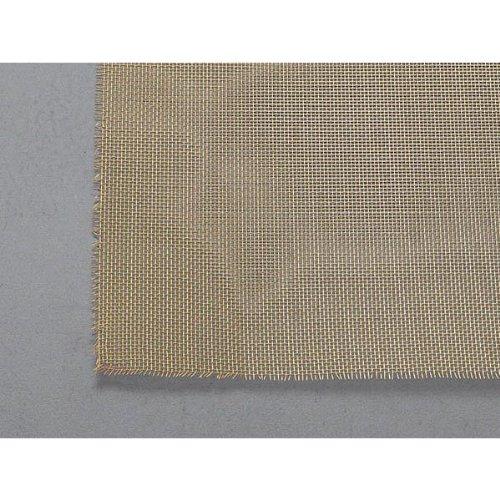 エスコ(ESCO) 織網(真鍮製) 450x1000mm/1.10mm目 EA952BE-2