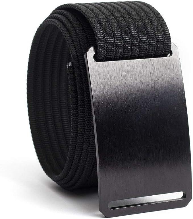 GRIP6 Belts for Men & Women- Nylon Belt- Fully Adjustable Web Belt