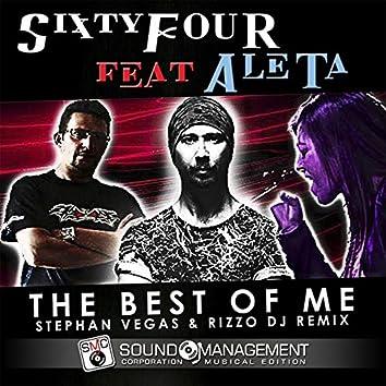 The Best of Me (feat. Aleta) [Stephan Vegas & Rizzo DJ Remix]