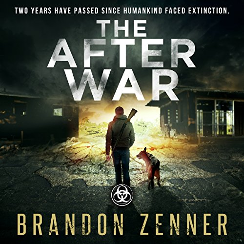 The After War audiobook cover art