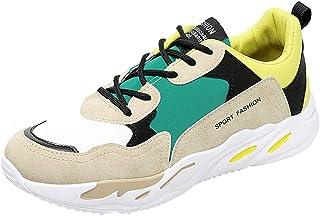 Oyedens Scarpe da Ginnastica Corsa Uomo Sportive Sneakers Outdoor Scarpe Ginnastica Uomo Estive Scarpe Uomo Sneaker Traspi...