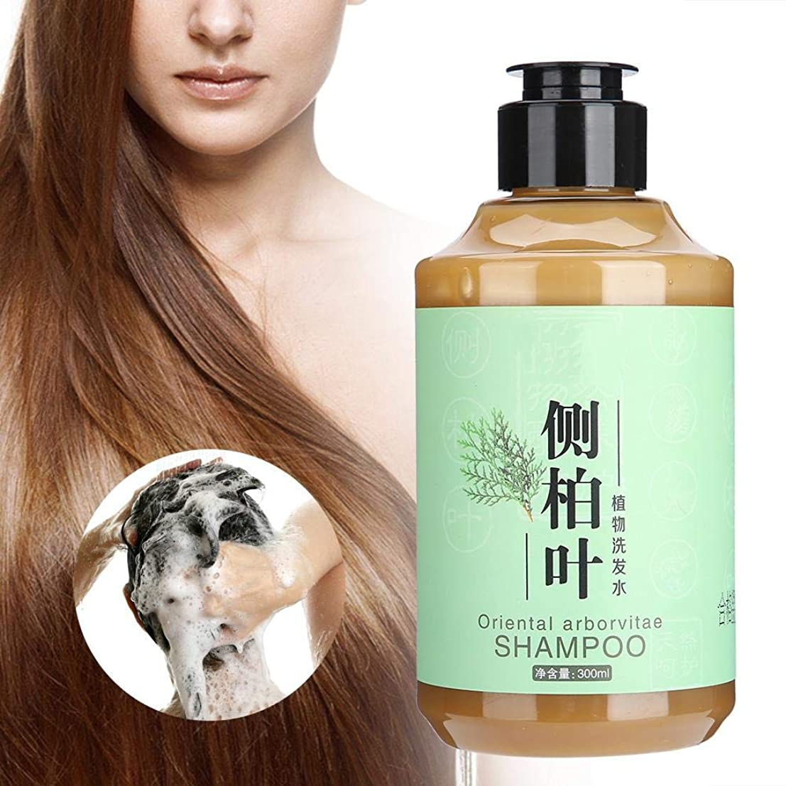 胴体ギャラントリーアルバニーシャンプー、髪の毛の栄養補給、髪の毛の根元の栄養補給、すべての髪のタイプの男性と女性のための抜け毛の栄養補給用シャンプー
