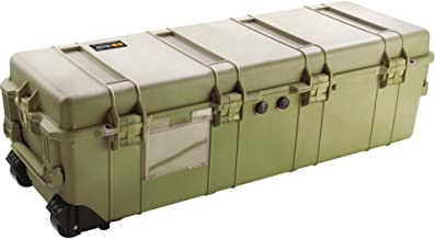 Pelican 1740 Long Case with no Foam - Olive Drab Green