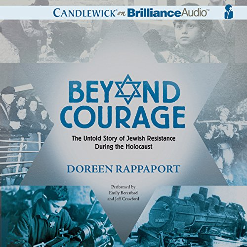 Beyond Courage audiobook cover art