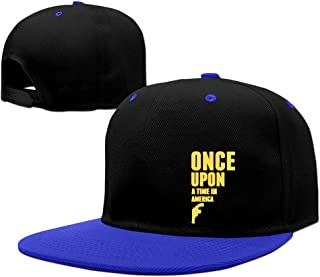 Once Upon A Time In America Crime Hip-Hop Visor Hats Sunscreen Caps