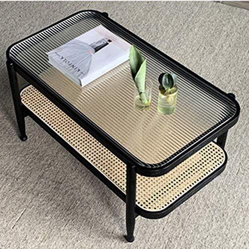 ZXMDP centros de Mesa Centro Extensible pequeña Salon elevable y menzzo Sofa Blanca Lack Brillo Palet Esquina lacada mesas Modernas desplegable elevables