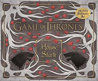 Game of Thrones: House Stark Deluxe Stationery Set (Insights Deluxe Stationery Sets)
